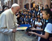 """Myanmar: El Papa invita a los obispos a """"acompañar a los jóvenes"""""""