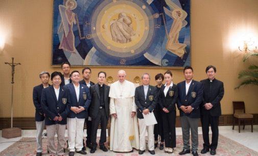 Japón: El Papa anuncia su intención de viajar el próximo año al país