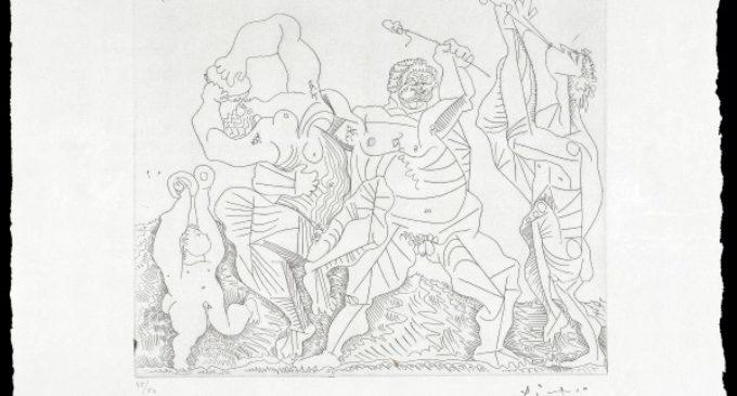 El Museo Picasso-Colección Eugenio Arias presenta una selección de la obra gráfica de Picasso