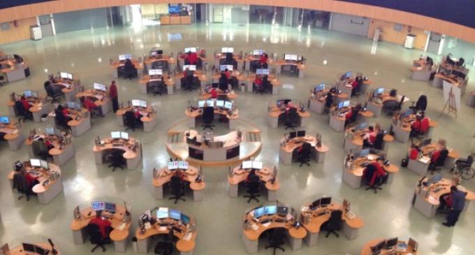 El Centro de Emergencias de la Comunidad se suma a la celebración del Día Europeo del 112