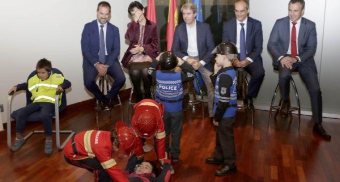 Madrid 112 formará en emergencias a alumnos de un centenar de colegios a lo largo del curso