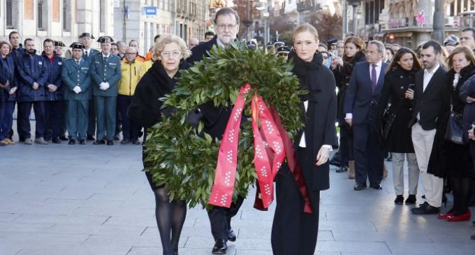 Madrid rinde homenaje a las víctimas del 11-M