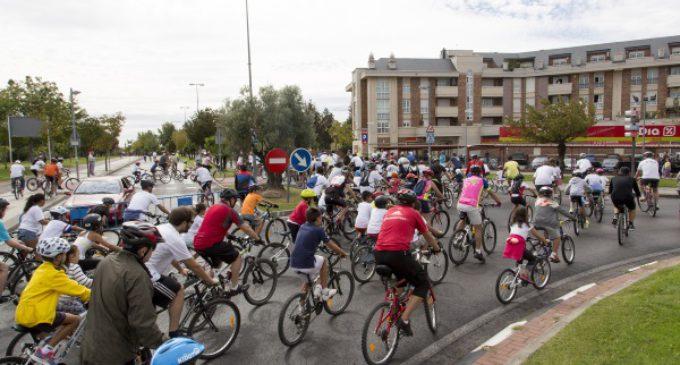 Septiembre: el mes de la bicicleta en Majadahonda. La vuelta pasará por la localidad el día 11