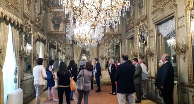 """Seis palacios abren al público de forma excepcional dentro de la campaña """"¡Bienvenidos a palacio!"""""""