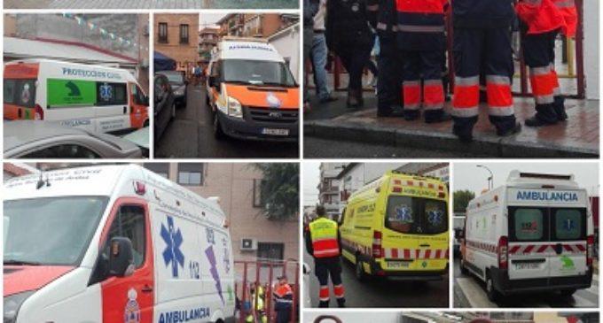 Madrid 112 lanza una campaña para poner en valor el trabajo de las protecciones civiles