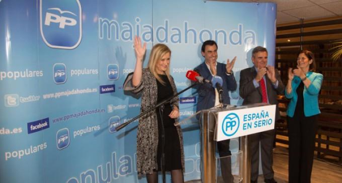"""De Foxá: """"El 20D nos jugamos nuestro futuro. La creación de empleo, la unidad de España y el progreso"""""""