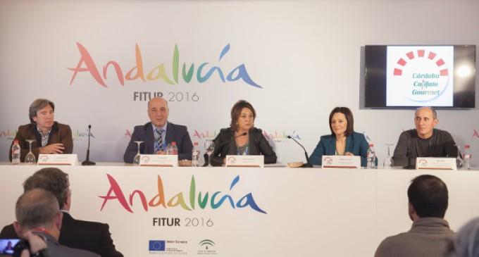 Paco Pérez, 5 estrellas Michelin, ha presentado en FITUR la III Edición de Córdoba Califato Gourmet