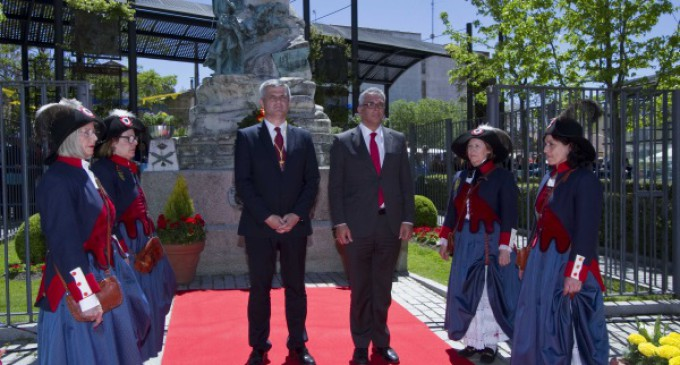 El Gobierno regional participa en diversas actividades conmemorativas del 2 de mayo