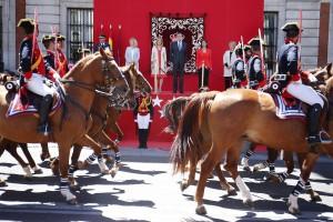 CIFUENTES PRESIDE LOS ACTOS OFICIALES CON MOTIVO DEL 2 DE MAYO, FESTIVIDAD DEL DÍA DE LA COMUNIDAD DE MADRID Foto: D.Sinova / Comunidad de Madrid