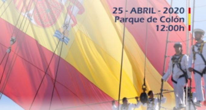 Majadahonda celebra su primera Jura de  Bandera para civiles el próximo 25 de abril