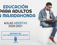 Arranca el período de inscripción para la educación de adultos en Majadahonda