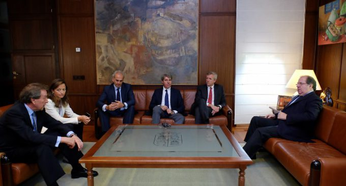 Madrid, Castilla y León y Galicia celebrarán una cumbre de presidentes en enero
