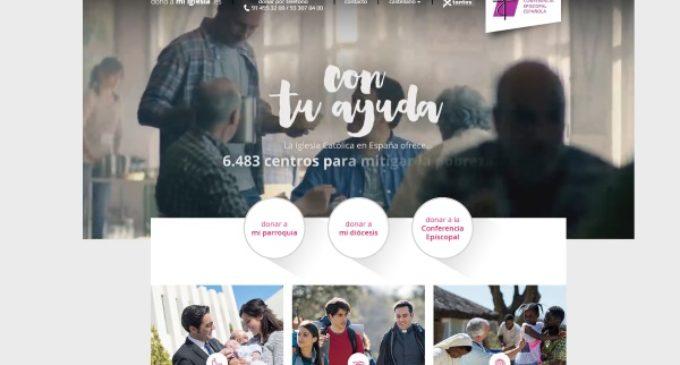 España: Los obispos presentan un portal de donativos en internet