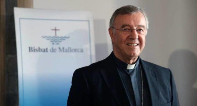 El Papa nombra a Mons. Taltavull obispo de Mallorca (España)