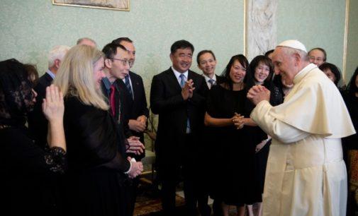 """Médicos católicos: El Papa los llama a la """"defensa de la libertad de conciencia"""""""