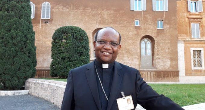 """Mons. Anthony Muheria: """"En África tenemos el problema de la migración desde hace más de 10 años"""""""