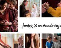 """""""Juntos, X un mundo mejor"""""""