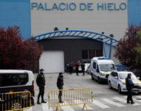El Arzobispado de Madrid ofrecerá responsos en el Palacio de Hielo