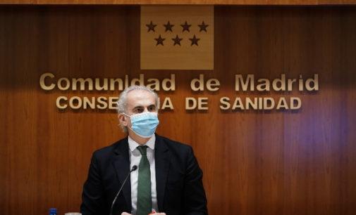 La Comunidad de Madrid solicita al Gobierno central que las mutuas puedan realizar test de antígenos a los trabajadores