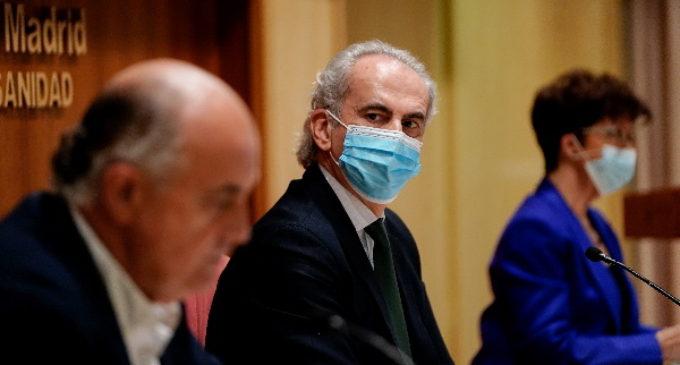 Madrid levanta a partir del próximo lunes las restricciones de movilidad en 13 zonas básicas de salud y suma una nueva en Móstoles