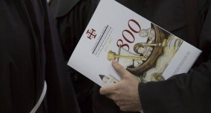 Tierra Santa: El Papa felicita los 800 años de la presencia franciscana