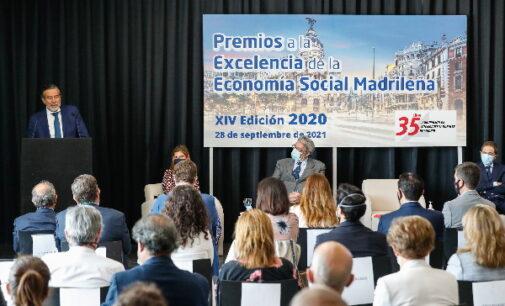 La Comunidad de Madrid expresa su apoyo a las empresas de la economía social por su potencial para generar actividad económica y empleo