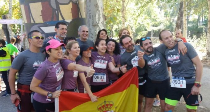 4.000 participantes corren contra la droga en la Carrera Cívico-Militar organizada por Sanidad y el Ejército de Tierra