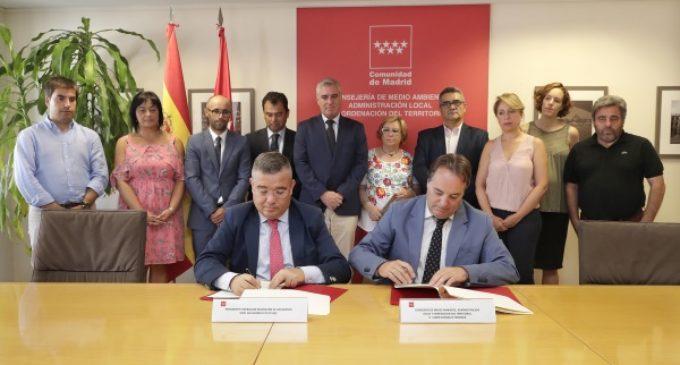La Comunidad destina 490.000 euros para asesorar a los municipios con menos recursos