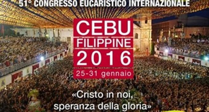 Presentación del 51° Congreso Eucarístico Internacional