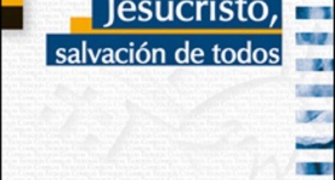 """Luis Fernando Ladaria, es autor de """"Jesucristo, salvación de todos"""",  publicado por SAN PABLO"""