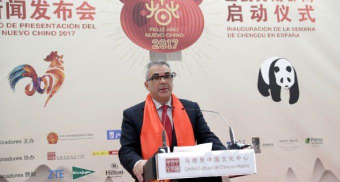 La Comunidad de Madrid favorece la integración de los ciudadanos de origen chino