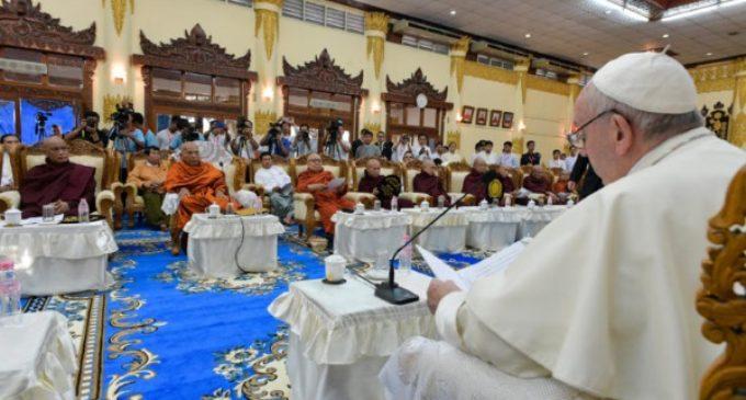 Myanmar: Católicos y budistas juntos por la curación