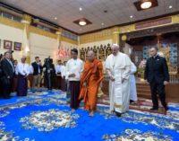 """Discurso del líder budista: """"Construir puentes para la paz en el mundo"""""""