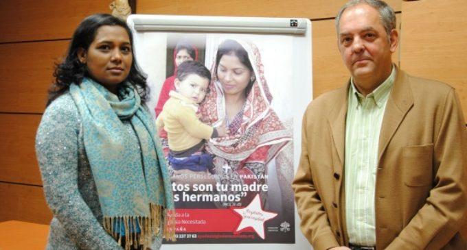 «Los cristianos de Pakistán son perseguidos y olvidados»