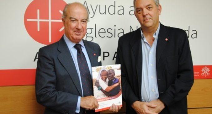 Ayuda a la Iglesia Necesitada consigue un récord de generosidad: 17 millones de euros en 2017