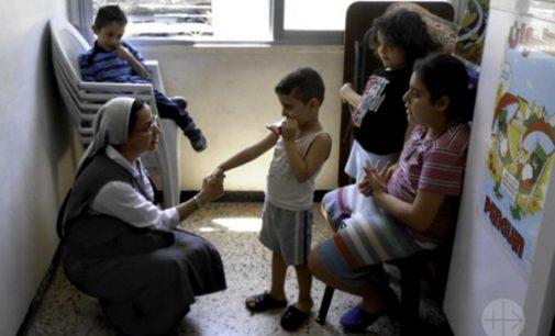 Nuevas ayudas de emergencia para Siria de Ayuda a la Iglesia Necesitada