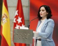 Díaz Ayuso celebra el 38º aniversario del Estatuto de Autonomía de la Comunidad de Madrid defendiendo el modelo autonómico y alejándose del localismo