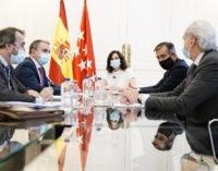 Comunidad y Delegación del Gobierno trabajarán juntos para coordinar las actuaciones derivadas del Estado de alarma