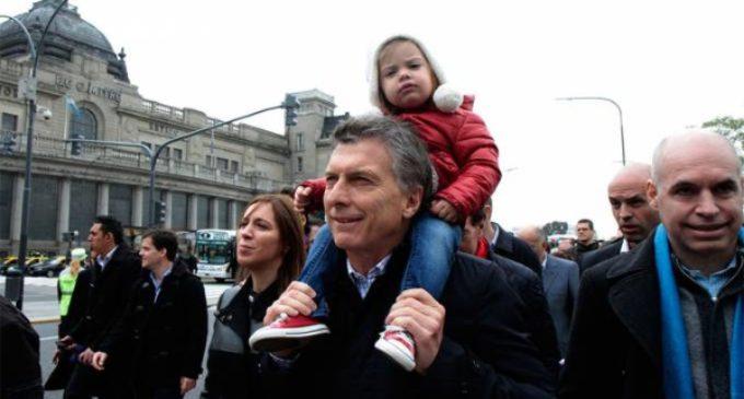 Presidente Macri: No voy a despenalizar el aborto en Argentina