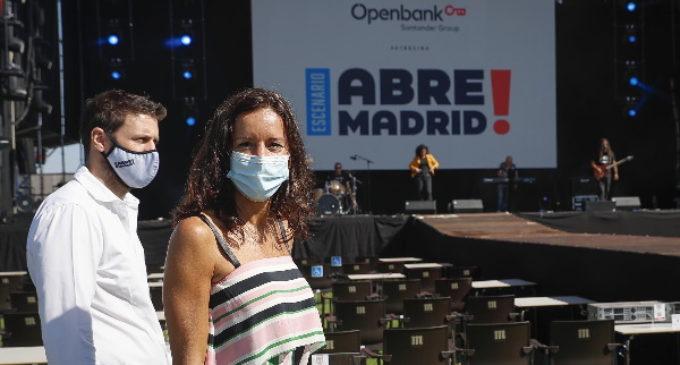 La Comunidad invita a conocer el espacio escénico Abre Madrid en IFEMA