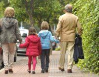 Los abuelos piden «sentirse más valorados»
