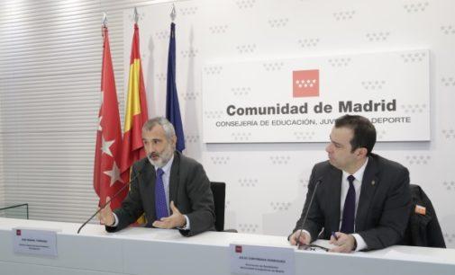 Las nuevas pruebas de acceso a la universidad de la Comunidad de Madrid serán el 6, 7 y 8 de junio