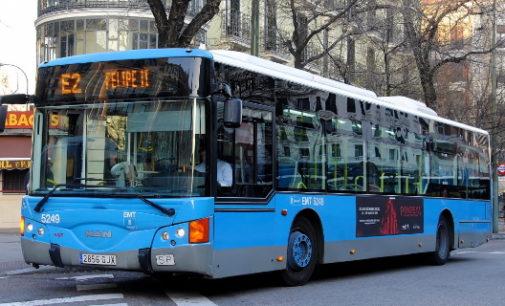 Una línea de autobús exprés hará el servicio Legazpi-Caja Mágica con motivo del Mutua Madrid Open de tenis