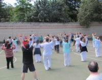 Pacientes de Salud Mental de la Comunidad de Madrid realizan actividades lúdico-deportivas durante el periodo estival