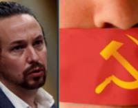 Acuden a la Comisión Europea para denunciar la censura que Pablo Iglesias va a imponer en las redes sociales