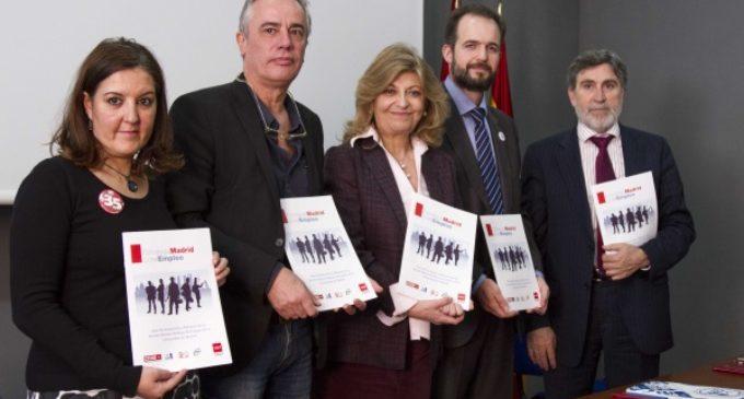 Las organizaciones sindicales y la Comunidad firman un plan para mejorar los servicios públicos de empleo
