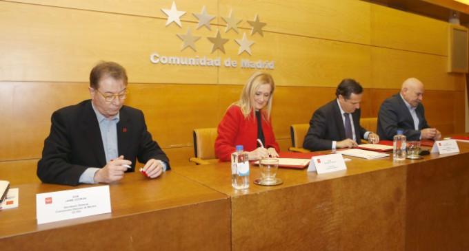 Gobierno e Interlocutores Sociales acuerdan la Estrategia Madrid por el Empleo 2016-2017