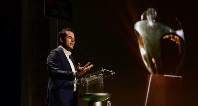 """Aguado: """"Vamos a trabajar para que la Comunidad de Madrid sea la región más inclusiva"""""""