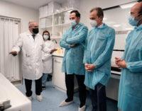 """Aguado destaca la importancia de """"construir industria en torno a la ciencia"""""""