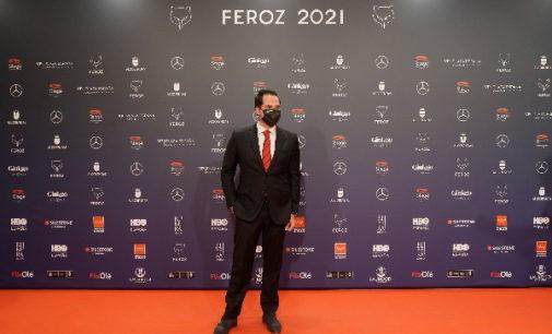 """Aguado, en los Premios Feroz 2021: """"La Comunidad de Madrid vuelve a ser el mejor escaparate del cine y de la industria audiovisual"""""""
